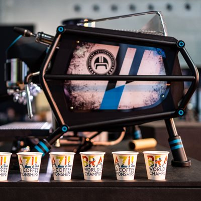Built for Free Spirits: meet Latte Art Live's espresso machine